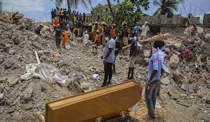 Death toll from earthquake in Haiti rises to 2207