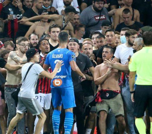 Nice authorities open probe into abandoned Ligue 1 match
