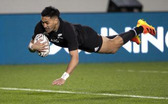 Rugby U : Test result - New Zealand 57 Australia 22