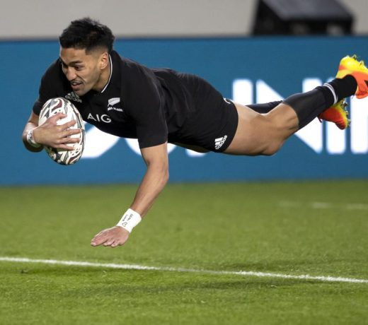 Rugby U : Test result – New Zealand 57 Australia 22