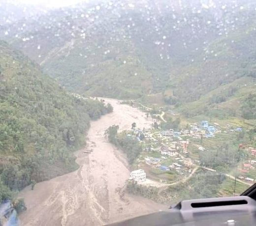 RPP demands proper relief package to Melamchi flood survivors