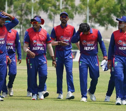 US shocked: Nepal made history with a glorious victory