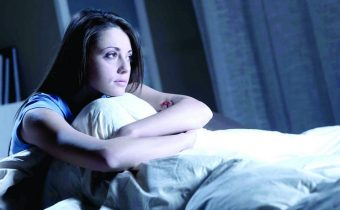 Frequent waking up at night is a sign of premature death