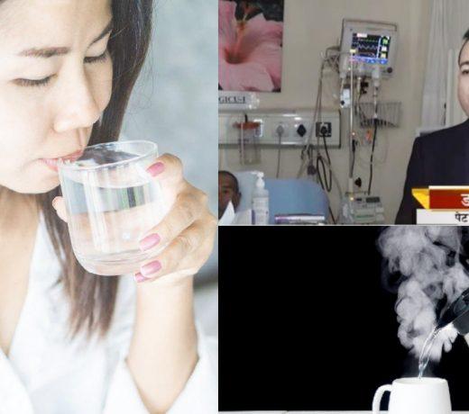 सुबह खाली पेट 3 गिलास गर्म पानी पिएं: ऐसा चमत्कार कुछ ही दिनों में शुरू हो जाता है !
