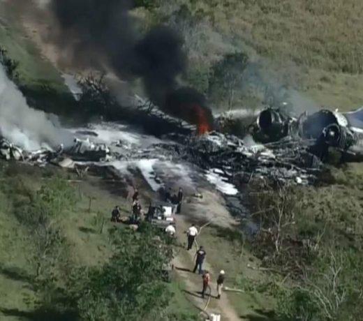 खराब मौसम की वजह से विमान दुर्घटना : 20 से ज्यादा यात्री सुरक्षित भागने में सफल, चमत्कार !