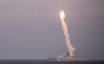 Russia test-fires new hypersonic missile from submarine
