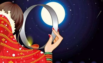 religion karwa chauth 2021 date moon rise time last five years moon sighting timing