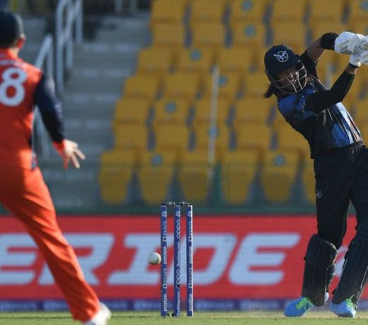 Find out who won today's T20 World Cup qualifiers