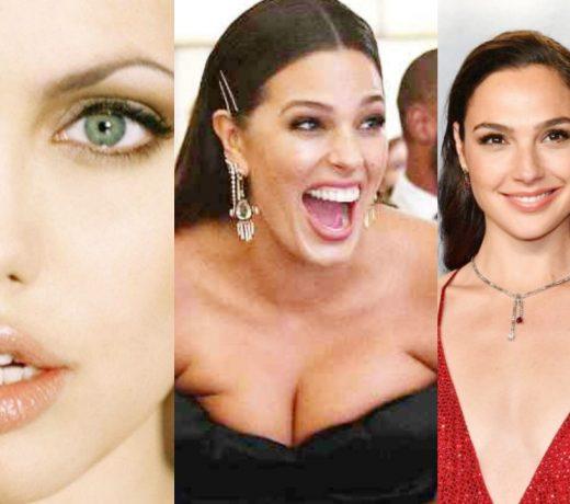 देखो दुनिया की सबसे तेजस्वी महिला की बहुत ही कामुक तस्वीर The World's Most Stunning Women : Angelina Jolie, Ashley Graham, Gal Gadot