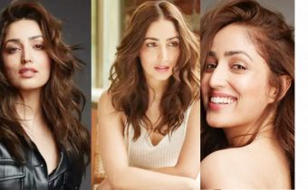 entertainment bollywood news struggling with the never ending skin problem keratosis pilaris actress yami gautam