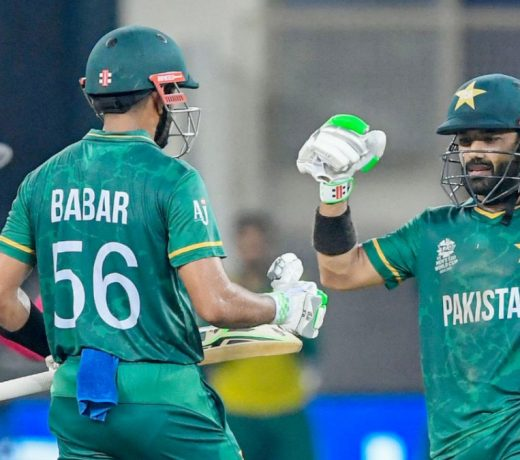 India's shocking : victory in Pakistan's historic T20 World Cup