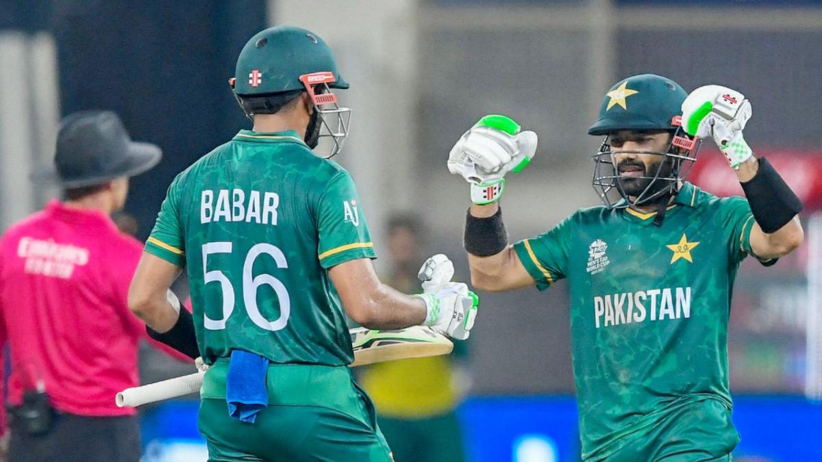 india vs pakistan t20 2021 full time