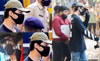 shahrukh khan son arrested